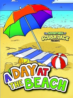 A Day At The Beach Booklet